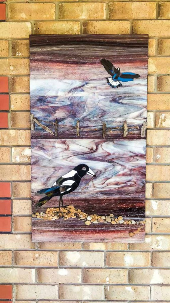 Joy Lazaroff's Magpies