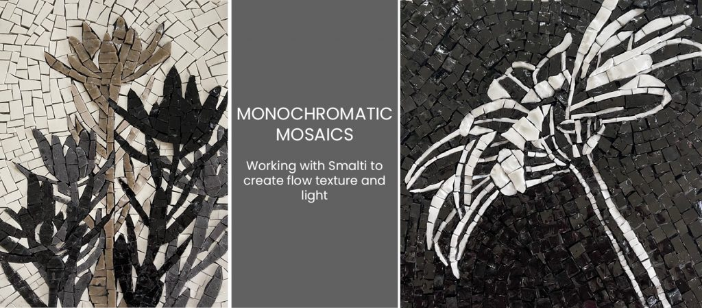 Monochromatic Mosaics Workshop