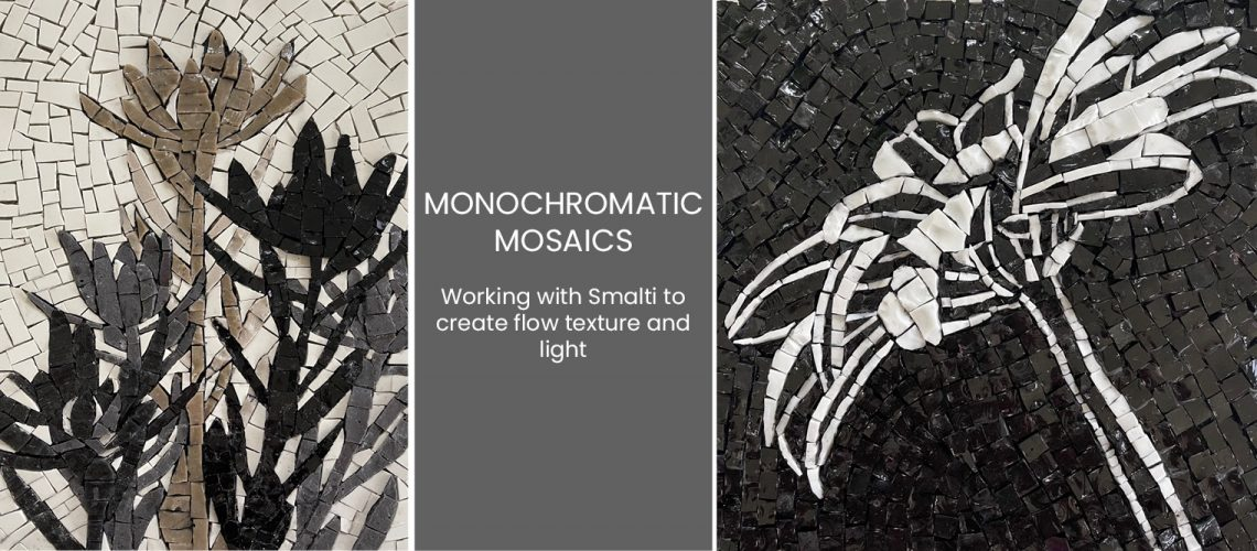 Monochromatic Mosaics Workshop