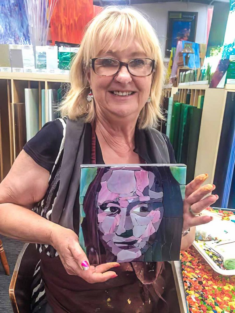 Anne Fuller's Mona Lisa