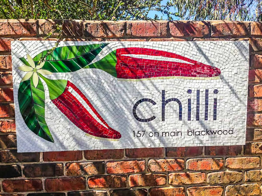 Chilli Business Signage