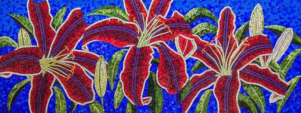 Lilium Mosaic