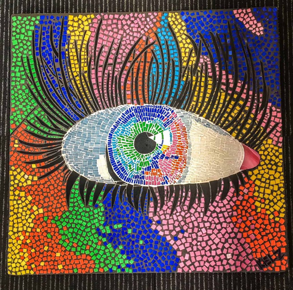 Eye'm Watching You by Kelly Brown