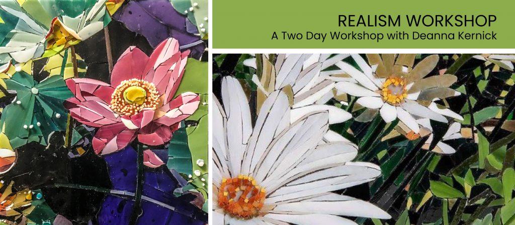 realism mosaic workshop